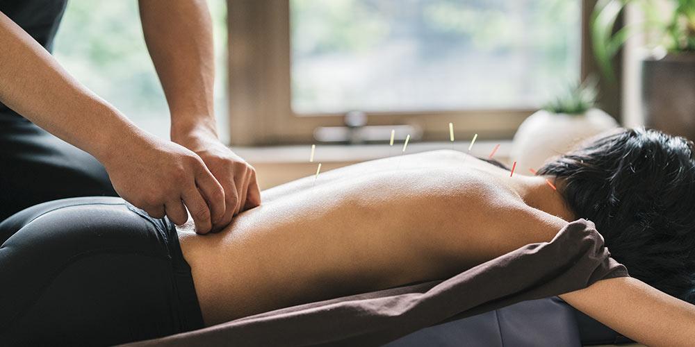 Salus Centro Medico trattamento agopuntura